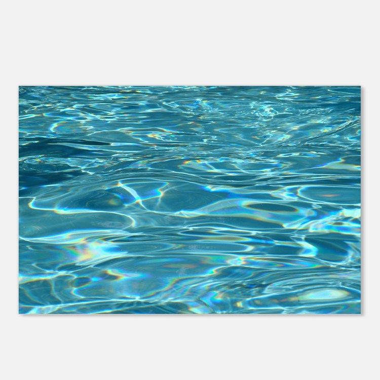 Crystal Clear Water Postcards (Package of 8)