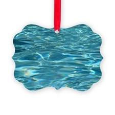 Crystal Clear Water Ornament