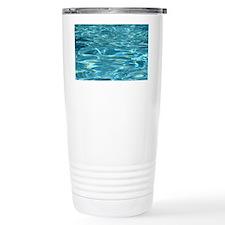 Crystal Clear Water Travel Mug