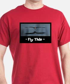 Fly This Crimson T-Shirt