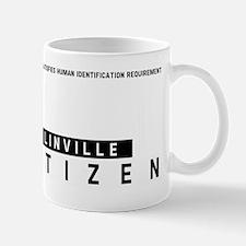 Linville Citizen Barcode, Mug