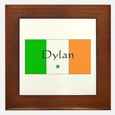 Irish/Dylan Framed Tile