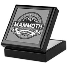 Mammoth Grey Keepsake Box