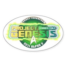 Project Genesis Decal
