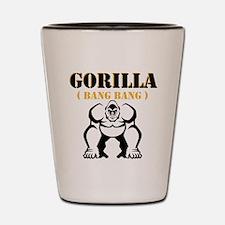 Gorilla Shot Glass