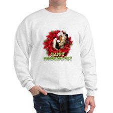 Treeing Walker Coonhound baying Sweatshirt
