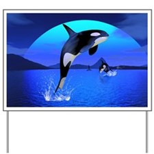 orca_car_magnet_20_mal_12 Yard Sign