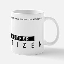 Hopper Citizen Barcode, Mug
