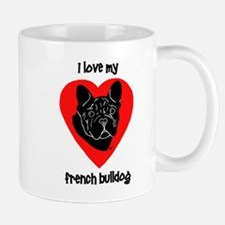 Frenchie Love 2 Mug