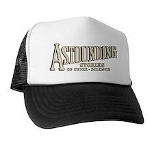 Astounding Stories pulp logo Trucker Hat