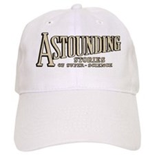 Astounding Stories pulp logo Baseball Cap