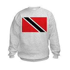 Trinidad & Tobago flag Sweatshirt