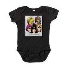 Cute Rock of ages Baby Bodysuit