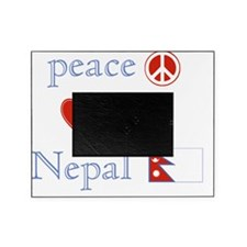 PeaceLoveNepal Picture Frame