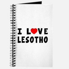 I Love Lesotho Journal