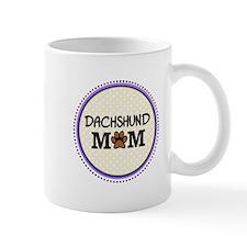 Dachshund Dog Mom Mugs