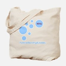 Forever Blowing Bubbles Tote Bag