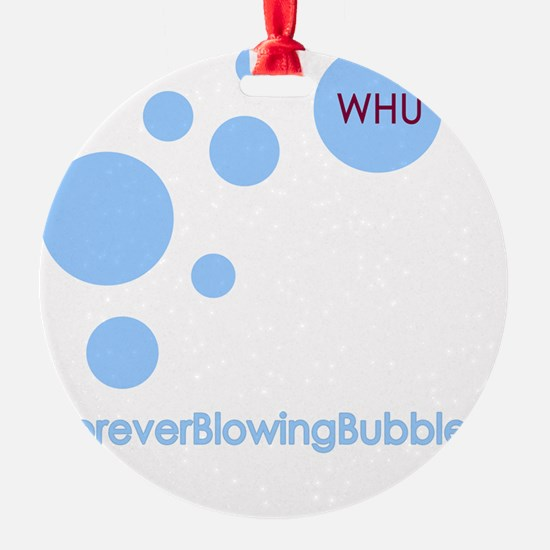 Forever Blowing Bubbles Ornament