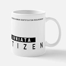 Juniata Citizen Barcode, Mug