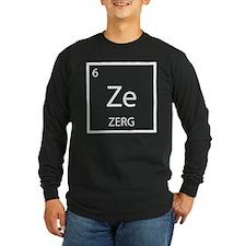 The Zerg Element Long Sleeve T-Shirt