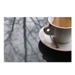 Macchiato at Caffe Umbria Postcards (Package of 8)