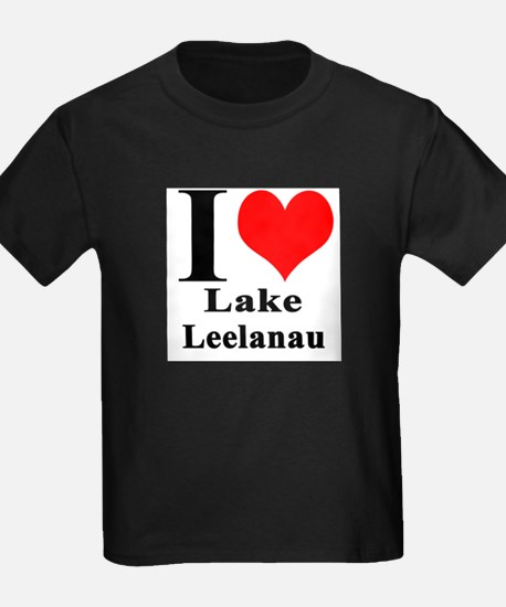 I heart Lake Leelanau T-Shirt
