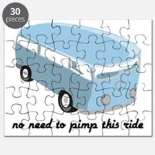 No need to pimp this ride! Puzzle
