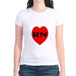 Nurse Jr. Ringer T-Shirt
