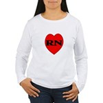 Nurse Women's Long Sleeve T-Shirt