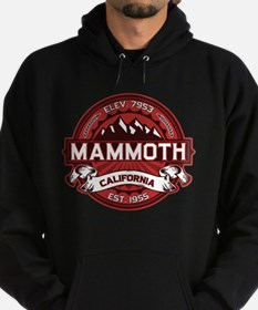 Mammoth Red Hoodie