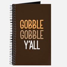 Gobble Gobble Y'All Journal