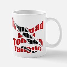 Trinidad flag fanatic Mug