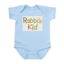 Rabbi's Kid Onesie