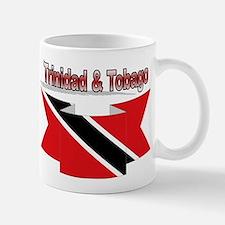 Trinidad flag ribbon Mug