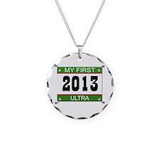 My First Ultra Bib - 2013 Necklace