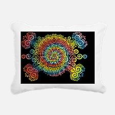 ant-sk-3-tiedye-OV Rectangular Canvas Pillow