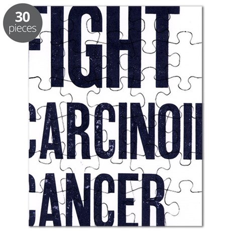 Fight Carcinoid Cancer Puzzle
