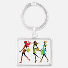 Ultimate Diva's Day Out Landscape Keychain