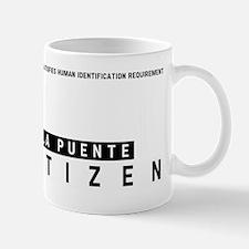 La Puente Citizen Barcode, Mug