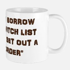 Bad Order Mug