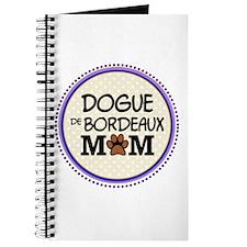 Dogue de Bordeaux Mom Journal