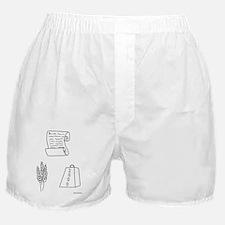 Will Wheat Ton Boxer Shorts