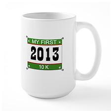 My First 10K Bib - 2013 Mug