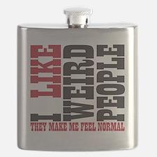 I like weird Flask
