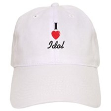 I Love Idol Baseball Cap