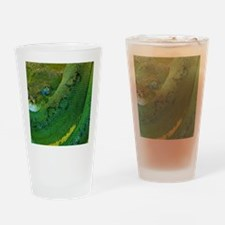 Mouse-SnakeEyes Drinking Glass
