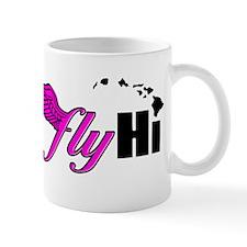 Pink Classic Logo Apparel Mug