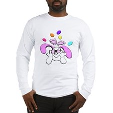 Silly Easter Bunny Long Sleeve T-Shirt
