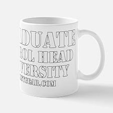 petrol head university Mug
