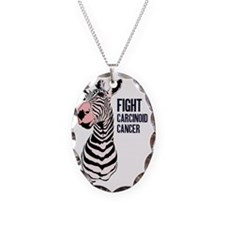 Flushing Zebra Necklace